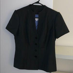 Calvin Klein Other - Calvin Klein Short Sleeve Blazer Top